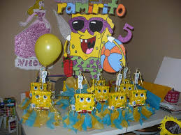 Spongebob Room Decor by Awesome Spongebob Birthday Party Ideas Margusriga Baby Party