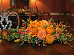 my thanksgiving centerpiece flower factor