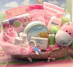baby basket gift baby girl gift basket in powder springs ga peartree of powder