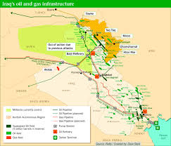 Syria Fighting Map by Baiji Oil Refinery Secured As Iraq Fighting Continues The Barrel