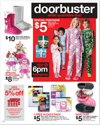 target black friday 2014 ad scan list with coupon matchups