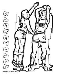 basketball coloring page smooth basketball coloring pages