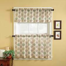 kitchen curtains ideas avivancoscom saffronia baldwin