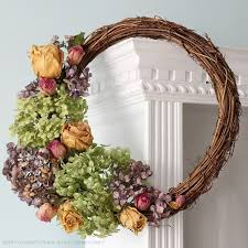 dried hydrangeas diy dried hydrangea wreaths grateful prayer thankful heart