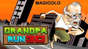 grandpa run 3d y8 game to play 2015 youtube