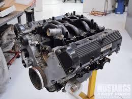 rebuilt 4 6 mustang engine 4 6l two valve stroker motor build mustangs fast fords