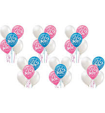 gender reveal party supplies girl or boy gender reveal party supplies party city