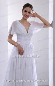 casual white dresses for wedding dress ty