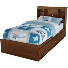 Bedroom Furniture Logan South Shore Furniture Willow Twin Mates Bed Walmart Com