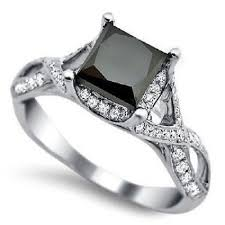black diamond wedding ring black diamond wedding rings for in wedding or engagement