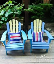 How To Build Patio Chairs by How To Make Fabric Waterproof