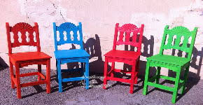 Mexican Chairs Southwestern Chairs