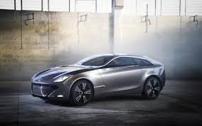 hyundai supercar concept hyundai hed 1 concept wallpapers first hd wallpapers