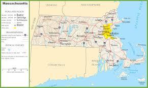 Massachusetts County Map Massachusetts State Maps Usa Maps Of Massachusetts Ma