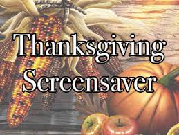 thanksgiving screen saver screensavers roku channel store