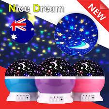 childrens night light projector baby indoor home night lights ebay