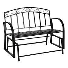 black park bench glider christmas tree shops andthat