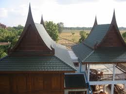 thai roof design