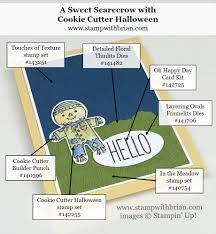 sneak peek cookie cutter halloween for ppa315 u2013 stamp with brian