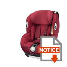 siege auto groupe o bebe confort siège auto opal groupe 0 1 robin achat vente