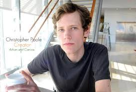 Creator Of Memes - 4chan and canvas creator christopher poole says facebook creator