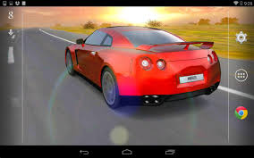 3d car live wallpaper android apps on google play