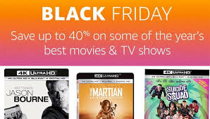 black friday deal amazon tv black friday 4k ultra hd blu ray and dvd deals on sale