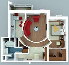 one bedroom house floor plans one 1 bedroom house floor plans interior and lay out design