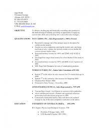 resume format objective sample sales resume objective resume