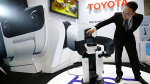 toyota company japan toyota robotics business review