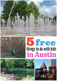Road trip 5 free things to do with kids in austin san antonio