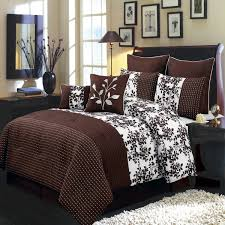 Bed In A Bag Duvet Cover Sets by Bliss Chocolate Luxury 12 Piece Bed In A Bag U2013 Scotts Sales