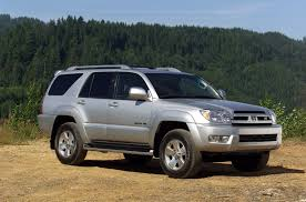 toyota limited 2004 car review toyota 4runner limited