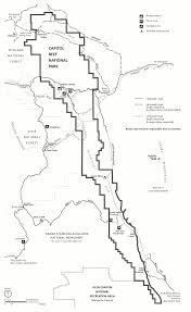 Capitol Reef National Park Map Capitol Reef Maps Npmaps Com Just Free Maps Period