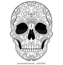 45 best sugar skull designs images on