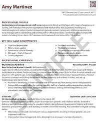 sample resume for nurse manager position resume format writing for