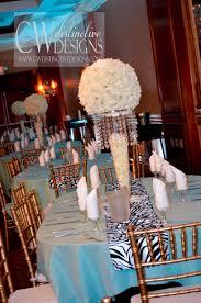 blue zebra print baby shower decorations zone romande decoration