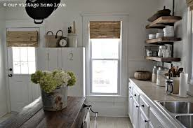 Benjamin Moore White Dove Kitchen Cabinets Our Vintage Home Love Simply White