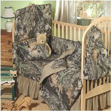 Baby Camo Crib Bedding Mossy Oak Baby Crib Bedding Set For A Baby Boy Nursery Yes I