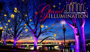 best places to see christmas lights in columbus ohio axs