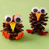 top 5 pine cone turkey crafts the lake country