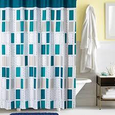 ufaitheart bathroom shower stall shower curtain 36
