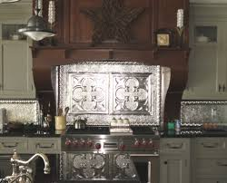 tin backsplashes for kitchens ideas marvelous tin tile backsplash tin backsplash tiles