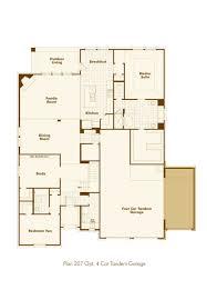 new home plan 207 in prosper tx 75078