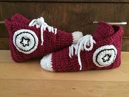 pattern crochet converse slippers ravelry converse slipper socks pattern by amy dutsch