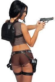 Tomb Raider Halloween Costume Kropserkel Lara Croft Tomb Raider Costume Replica Craft Ideas