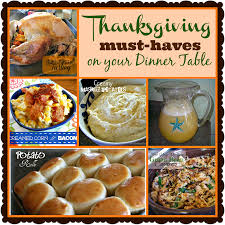 Thanksgiving Dinner Table by Double The Deliciousness Thanksgiving Must Haves On Your Dinner Table