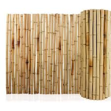 decorating bamboo fence roll for inspiring exterior home design interesting bamboo fence roll for cozy exterior home