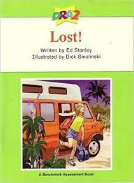 smolinski books dra2 lost benchmark assessment book level 70 ed stanley