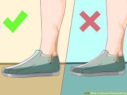 running shoes how to choose running shoes 14 steps with pictures wikihow